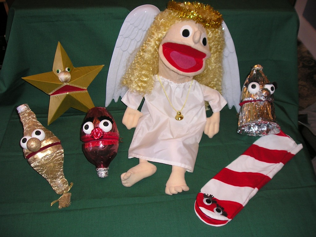 original puppets