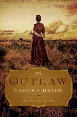author Outlaw Takes a Bride