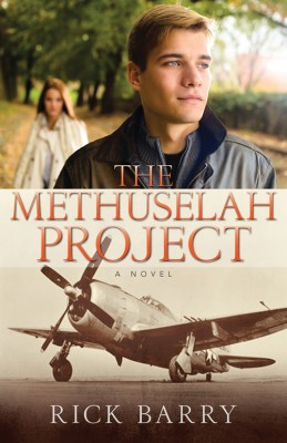 author The Methuselah Project - Low Res