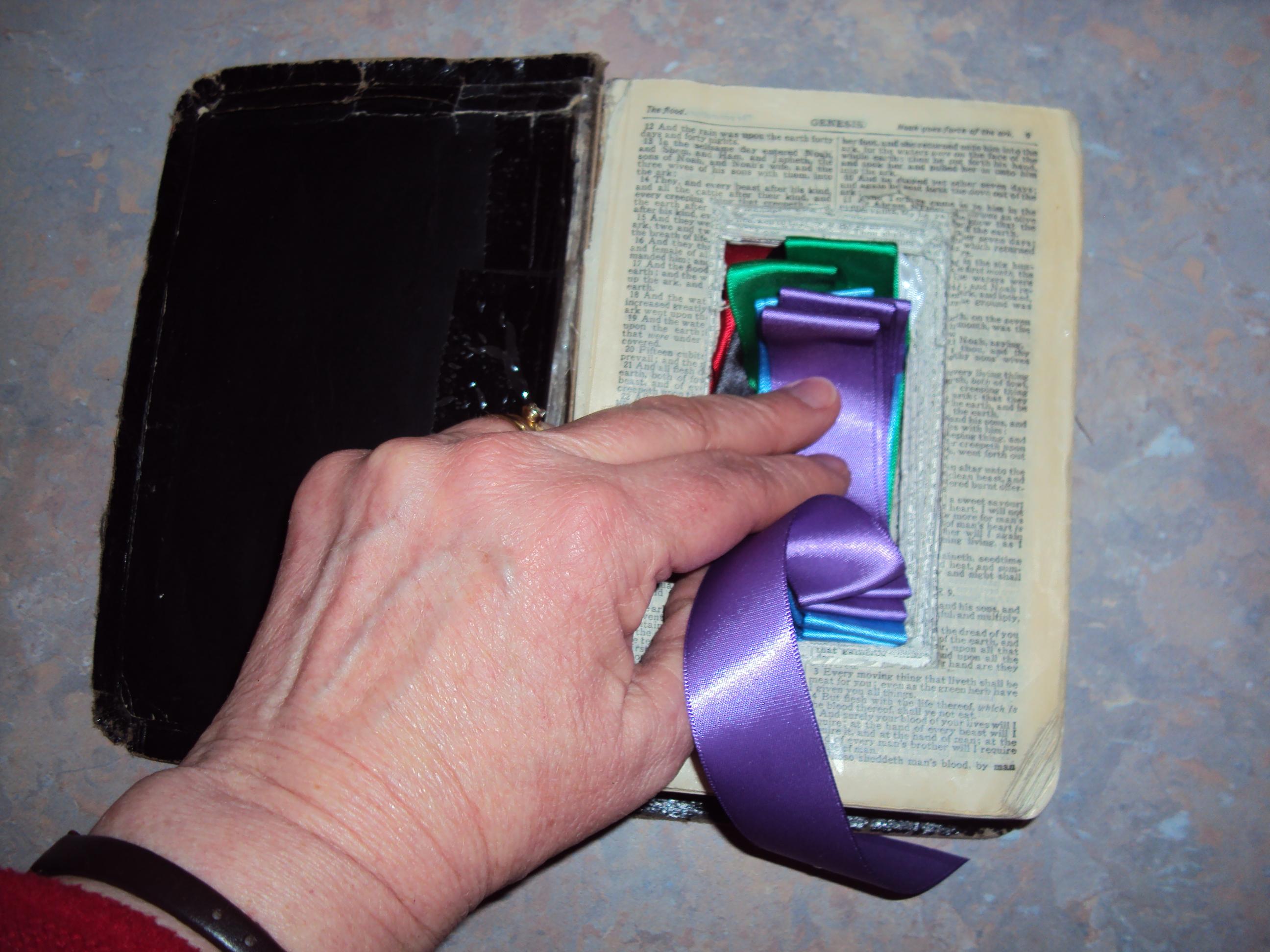 7-Color Object Lesson About Jesus | DebBrammer